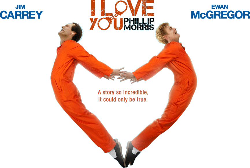 I Love You Phillip Morris Movie with Jim Carrey and Ewan McGregor